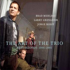 Brad Mehldau - Art Of The Trio, Recordings: 1996-2001