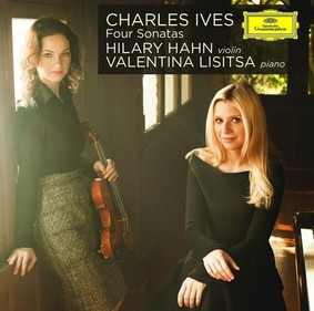 Hilary Hahn, Valentina Lisitsa - Four Sonatas