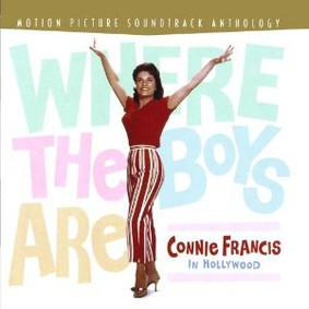 Connie Francis - Where The Boys Are. Connie Francis In Hollywood