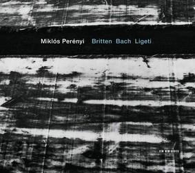 Miklos Perenyi - Britten Bach Ligeti