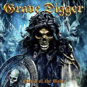 Grave Digger - Clash Of The Gods