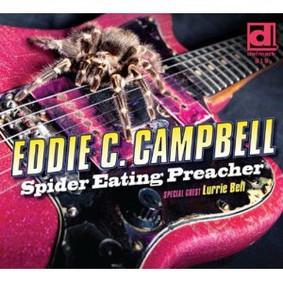 Eddie C. Campbell - Spider Eating Preacher