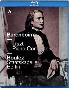 Liszt: Concertos Pour Piano N° 1 & 2. Consolation N° 3 Valse Oublie N° 1