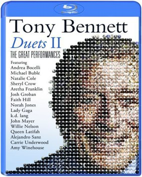Tony Bennett - Duets II - The Great Performances [Blu-ray]
