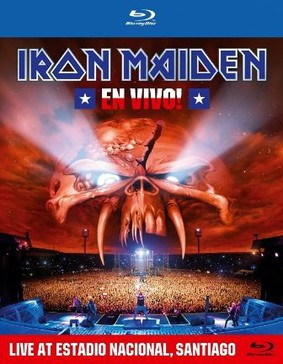 Iron Maiden - En Vivo! [Blu-ray]