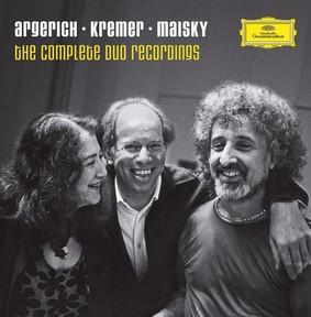 Martha Argerich, Gidon Kremer, Mischa Maisky - Complete Duo Recordings (Argerich, Kremer, Maisky)