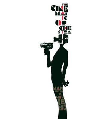 The Cinematic Orchestra - Man With A Movie Camera [DVD]