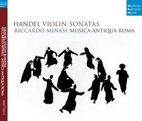 Riccardo Minasi, Musica Antiqua Roma - Violin Sonatas