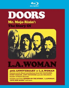 The Doors - Mr. Mojo Risin - The Story Of L.A. Woman [Blu-ray]