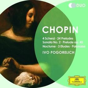 Ivo Pogorelić - 4 Scherzi, 24 Preludes, Sonata No.2, Prelude op. 45, Nocturne, 3 Etudes, Poonaise