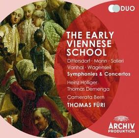 Camerata Bern, Heinz Holliger, Thomas Demenga - Early Viennese School: Symphonies and Concertos