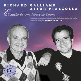 Astor Piazzolla, Richard Galliano - Le songe d'une nuit d'ete