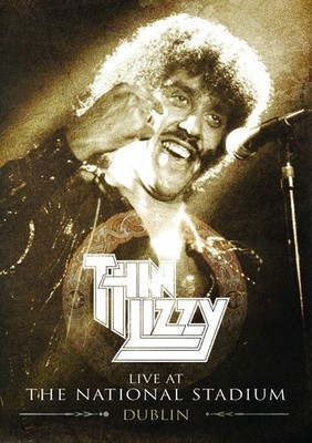 Thin Lizzy - Live At The National Stadium Dublin [DVD]