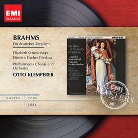 Philharmonia Chorus, Philharmonia Orchestra - Ein deutsches Requiem
