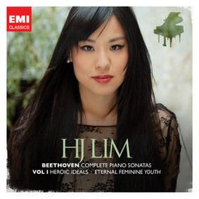 Lim Hj - Complete Beethoven Piano Sonatas Volume 1 (Heroic Ideals; Eternal Feminine: Youth)