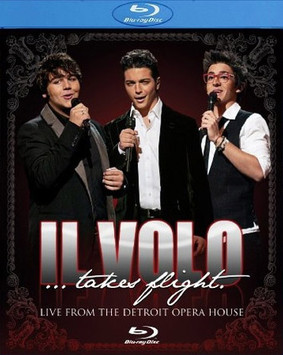 Il Volo - Takes Flight - Live From The Detroit Opera House [Blu-ray]