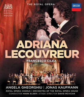 Angela Gheorghiu, Jonas Kaufmann, Orchestra of The Royal Opera House - Adriana Lecouvreur [Blu-ray]