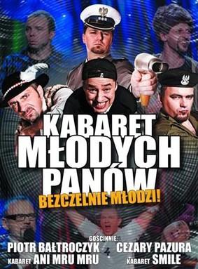 Kabaret Młodych Panów - Bezczelnie młodzi [DVD]