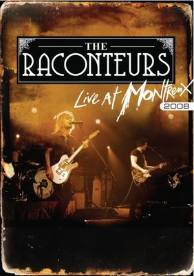 The Raconteurs - Live at Montreux 2008 [DVD]
