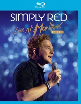 Simply Red - Live at Montreux 2003 [Blu-ray]