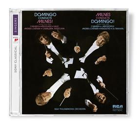 Plácido Domingo, David Milnes - Domingo Conducts Milnes