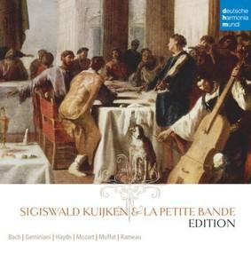 Sigiswald Kuijken, La Petite Bande - Edition