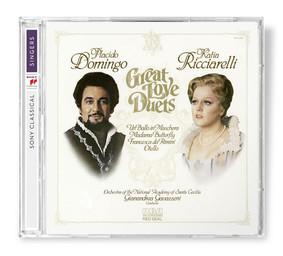 Plácido Domingo, Katia Ricciarelli - Great Love Duets
