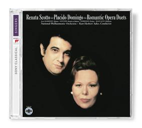 Plácido Domingo, Renata Scotto - Romantic Opera Duets