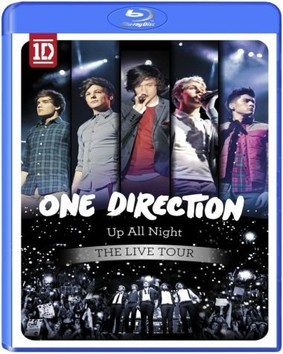 One Direction - Up All Night - The Live Tour [Blu-ray]