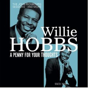 Willie Hobbs - A Penny For Your Thoughts