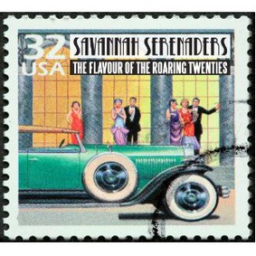 Savannah Serenaders - The Flavour of the Roaring Twenties