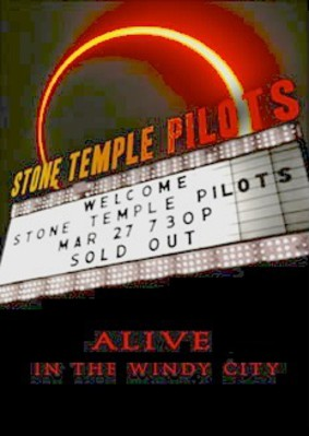 Stone Temple Pilots - Alive In The Windy City [Blu-ray]