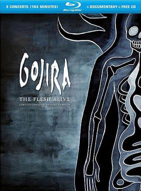 Gojira - The Flesh Alive [Blu-Ray]