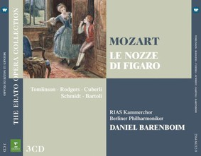 Berliner Philharmoniker, RIAS Kammerchor - Mozart: Le Nozze di Figaro