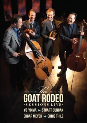 Various Artists - Goat Rodeo. Sessions Live [DVD]