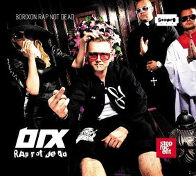 Borixon - Rap Not Dead