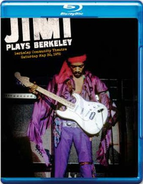 Jimi Hendrix - Jimi Plays Berkeley [Blu-ray]