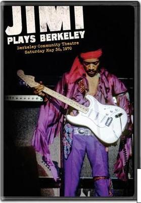 Jimi Hendrix - Jimi Plays Berkeley [DVD]