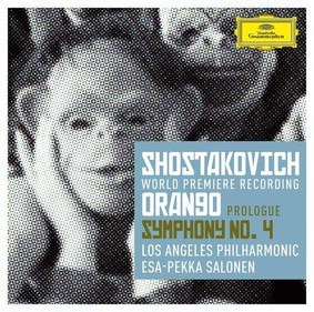 Los Angeles Philharmonic Orchestra - Shostakovich: Symphony No.4, Orango Prologue
