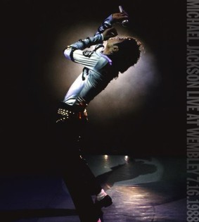 Michael Jackson - Live At Wembley 7.16.1988 [DVD]