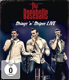 The Baseballs - Strings 'n' Stripes Live [Blu-ray]