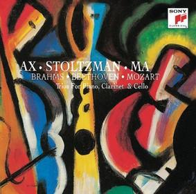 Yo-Yo Ma, Emanuel Ax, Richard Stoltzman - Clarinet Trios