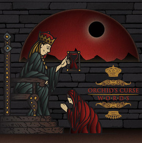 Orchid's Curse - Words