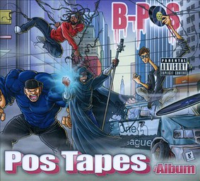 BPos - Pos Tapes the Album
