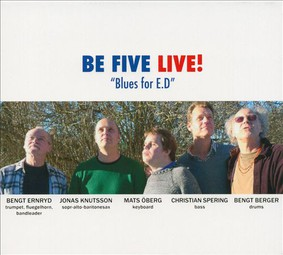 Be Five - Blues For E.D.