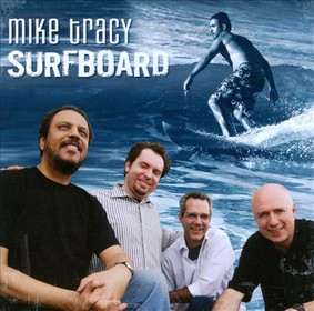 Mike Tracy - Surfboard