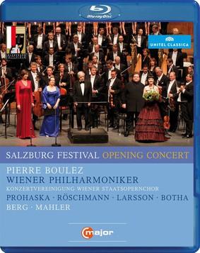 Various Artists - Salzburg Festival Opening Concert 2011