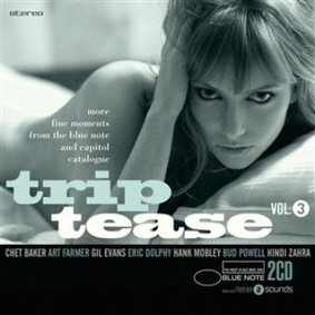 Various Artists - Blue Note Trip Tease. Volume 3