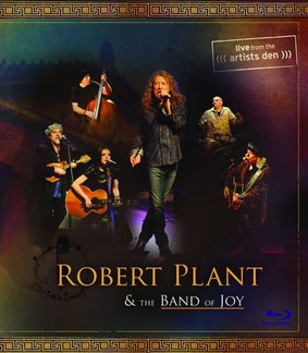Robert Plant - Live From The Artists Den [Blu-ray]