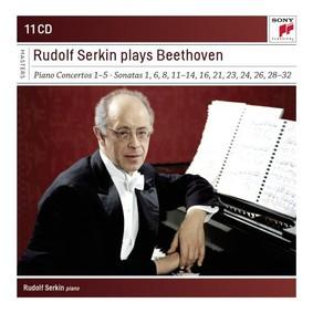 Rudolf Serkin - Beethoven: Concertos, Sonatas & Variations